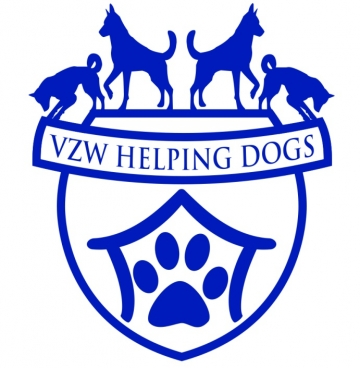 Logo vzw Helping Dogs