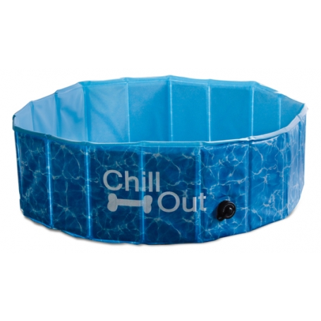 AFP Chill Out-Splash and fun Dog Pool M 120 CM