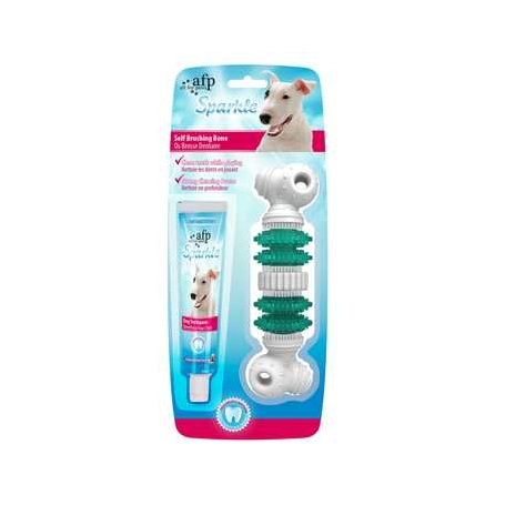 AFP Sparkle Easy Brush Bone