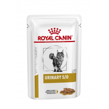 Royal Canin Veterinary Diet: Kat Urinary Morsels in Gravy