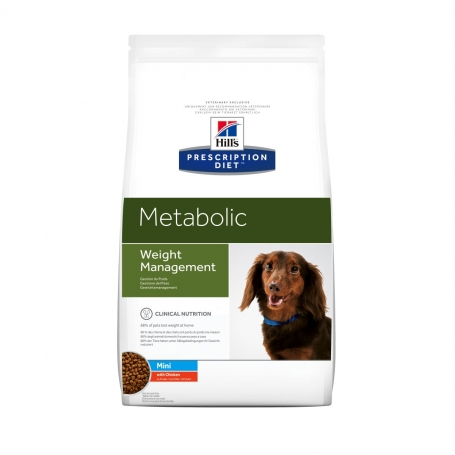 Prescription Diet Metabolic Advanced Weight Solution Canine Mini