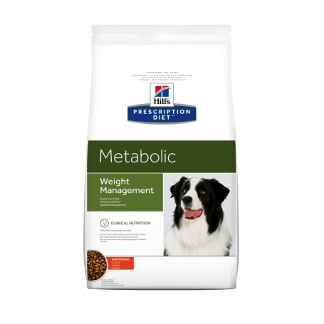 Prescription Diet Metabolic Advanced Weight Solution Canine
