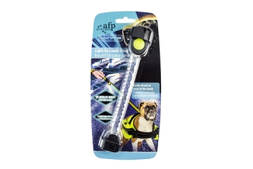 AFP K-Nite Light Up Leash Strap