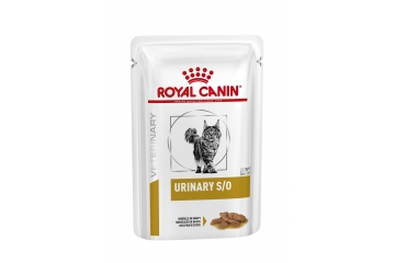 Royal canin Veterinary Diet: Kat Urinary Pouch 12x85g