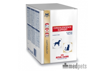 Royal Canin Veterinary Diet: Hond/Feline Convalescence Support 10X50G