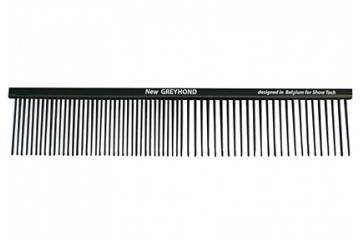 Show tech Anti-static greyhound comb
