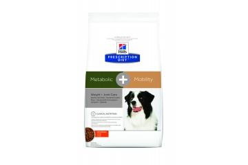 Prescription Diet Metabolic+Mobility Canine