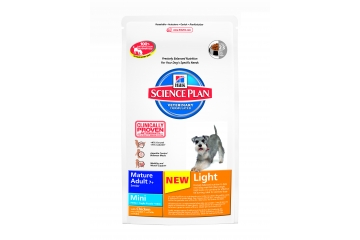 Science Plan Canine Mature Adult 7+ Mini Light
