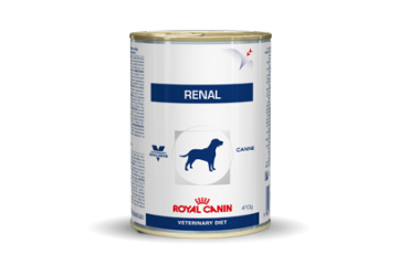 Royal canin Veterinary Diet: Hond Renal Cig Pouch 10x150g