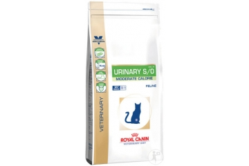 ROYAL CANIN VDIET FELINE URINARY MODERATE CALORIE  3,5KG