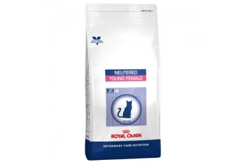 Royal Canin Vet Care Nutrition Kat - Neutered Young Female